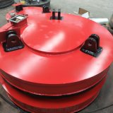 厂家直销 挖机废钢起重电磁吸盘 φ90起重电磁铁