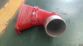 康明斯QSX15进气管3680743