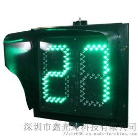单8双色交通倒计时器 双8双色倒计时信号灯