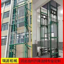 供应无基坑升降货梯,成套升降货梯设备
