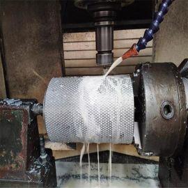 有机肥挤压干法造粒机 细度可调对辊挤压造粒机