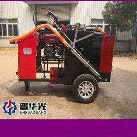 广东清远市制造商小型手推式灌缝机太阳能加热灌缝机