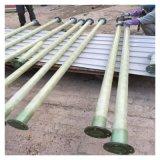 玻璃鋼夾砂900石油管道質地輕便