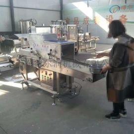 厂家热销全自动上浆机,肉类食品挂浆机,浓浆浸浆机