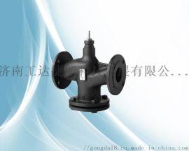 西门子电动蒸汽阀VVF53.50-40K
