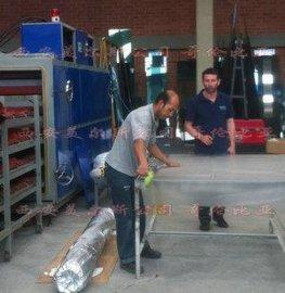 西安美尔斯夹胶炉 强化玻璃设备