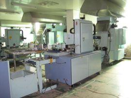 深圳二手卷对卷全自动丝印机 自动卷料丝网印刷机