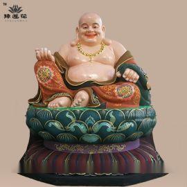 2.2米彌勒佛佛像 三寶佛祖佛像 老佛爺佛像