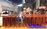 宁德挤压铝方通 112x112铝方管 铝管型材厂家