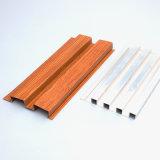 鋁長城板廠家直銷木紋白色氟碳鋁長城板定製