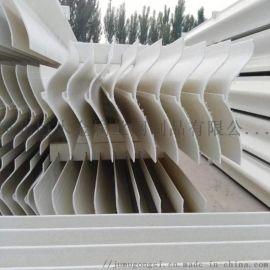 安平生产pp管束除雾器 吸收塔专用