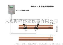 ****TDS-100双声道外夹式超声波热量表