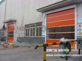 天津唐山PVC快速卷帘门唐山大型堆积门