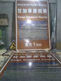 克拉瑪依公路標誌牌,道路指示牌製作廠家