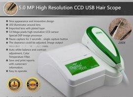 500万像素USB电脑型毛发检测仪(EH-900U)