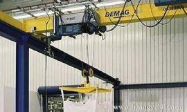 厂家生产单梁起重机 单轨行车起重机 5T单梁悬挂起重机