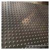厂家供应铁板鱼眼防滑板 鱼眼圆孔车间防护板网 楼梯脚踏板定做