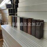 天津鋁合金雨水管數量 鋁合金水管生產廠家