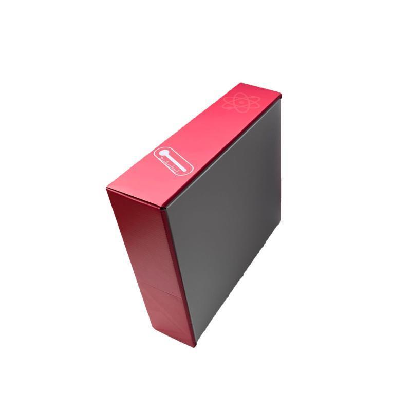 牛皮纸瓦楞纸 天地盖盒 E坑彩盒纸箱