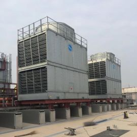 批发经营空调制冷设备逆流冷却塔 超静音横流式冷却水塔 品质保证