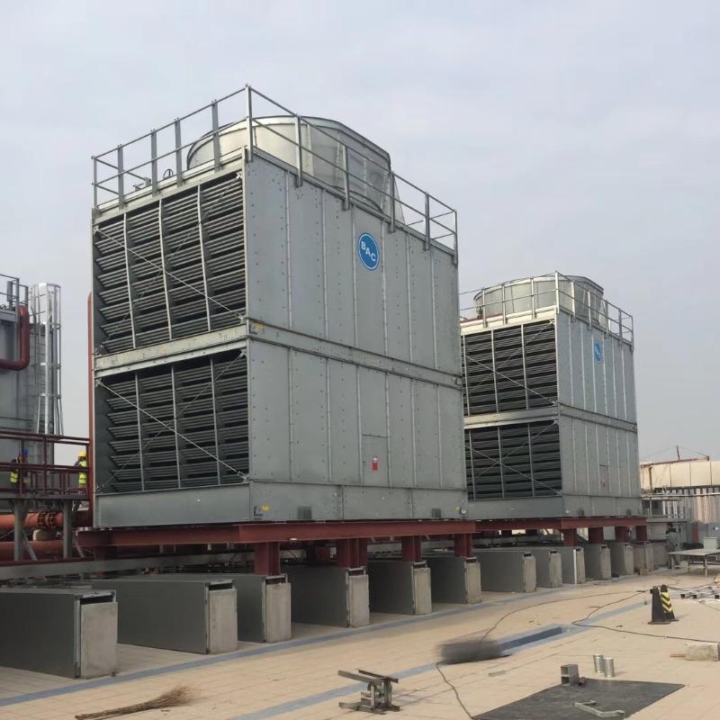批發經營空調製冷設備逆流冷卻塔 超靜音橫流式冷卻水塔 品質保證