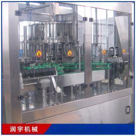 厂家供应纯净水灌装生产线矿泉水灌装机全自动灌装生产线苏州现货