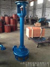 江淮ZSL 立式排泥泵带搅拌不堵塞