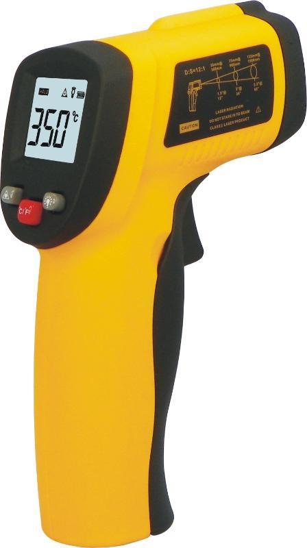 手持式紅外測溫儀 非接觸式測溫儀 溫度測量表