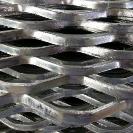 鍍鋅鋼板網 菱形網 防滑網 浸塑鋼板網