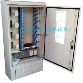 标准288芯光缆交接箱,SMC材质不锈钢材质光缆交接箱
