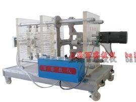 透明注塑模拟机(有机玻璃、铝合金组合、不可加料模拟)