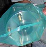 秦皇島汽車轉動件出口包裝vci立體防鏽袋