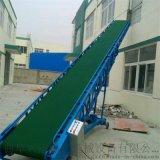 食品行业专用PVC带式输送机,多用途爬坡输送机价格y2