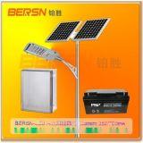 新農村LED太陽能路燈工程