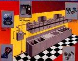 厨房灶台自动灭火设备