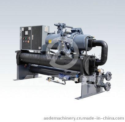 奥德AC-100WS螺杆式冷水机