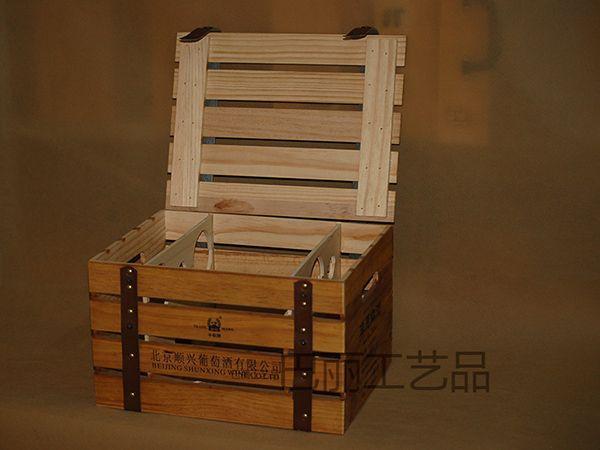 六支、四支紅酒木盒BL-003產品規格可訂做白酒木盒木質茶葉禮盒各種規格訂做橡木、松木酒桶