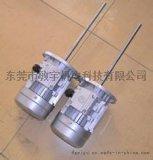 供应铝壳三相长轴电机 长轴马达三相异步电动机质优价廉