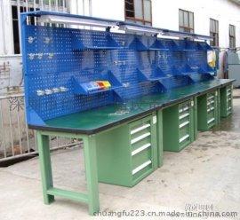 莲塘榉木工作台·罗湖钢板工作台·钳工六角工作台
