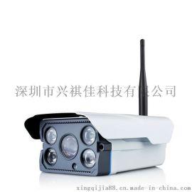 无线摄像头wifi远程监控器安防监控摄像机高清网络摄像头智能家居家庭室内外用
