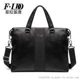 FLDO男包電腦包斜挎包手提包真皮包休閒商務包