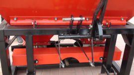 福田拖拉机配套三点悬挂式CDR-1000撒肥车