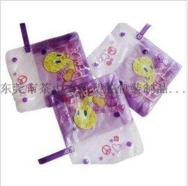 厂家专业生产PVC礼品袋 PVC文具袋 PVC拉链袋