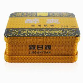 槟榔铁盒定制包装 山东河北铁盒包装厂家 食品礼品工业保健品铁盒定制包装
