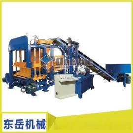 东岳QT4-15S型全自动液压砌块成型机 制砖机 液压砖机