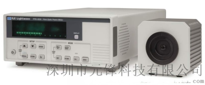 光纤功率计 Newport FPM-8220光纤功率计