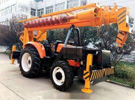 6-12吨拖拉机吊 动力强劲