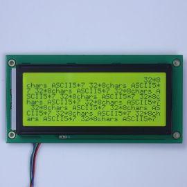 19264LCD串口UART液晶模块 支持多国文字