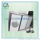 鍍鋅板、鋁合金、不鏽鋼框無隔板過濾器HEPA(電子廠、醫藥行業專用)