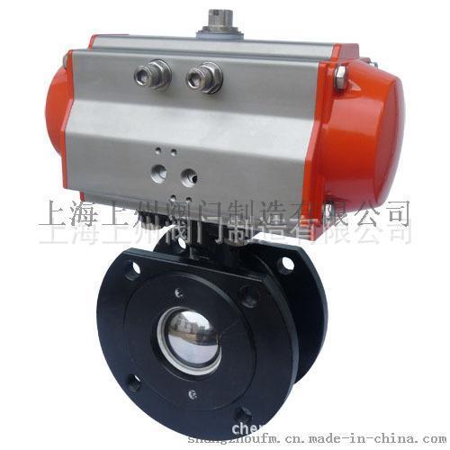 气动球阀Q641FQ645FQ611F生产供应厂家